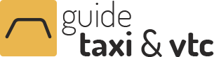 Guide taxi & vtc